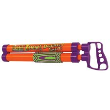 "KWIK TEK AQUA ZOOKA DOUBLE SHOT  AZ-18DS Water Bazooka 18"" Barrel Brand New"