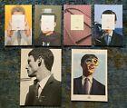 Lot of 6 Hermes Paris tie catalogs 2012 2014 2015 2016 2017