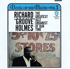 """RICHARD """"GROOVE"""" HOLMES : BOOK OF THE BLUES VOL. 1 / CD - TOP-ZUSTAND"""
