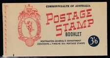 Australia, Sg Sb31, Mnh complete booklet