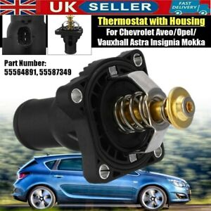 For Vauxhall Astra J Insignia Opel Mokka Zafira Aveo 1.6 1.8 Thermostat Housing