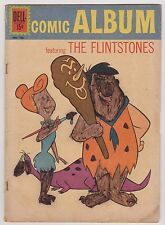 Comic Album Featuring The Flintstones #16 - 3rd Appearance, Good - VG Condition*