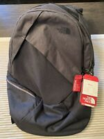 NWT North Face Women's Isabella Backpack Rabbit Grey and Heather w Lilac Zips