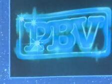 Rare PBV October 1984 Dealer Presentation VHS Video 80s Trailers Promo Tape