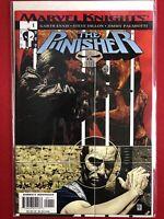 Punisher #1 (Aug 2001, Marvel [Knights]) Garth Ennis, Steve Dillon, Bradstreet D