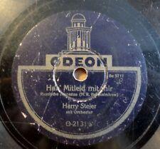 """Steier - Hab´ Mitleid mit mir - Weißt du noch,... - /10"""" 78 RPM"""