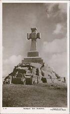 Newquay Park War Memorial.   RP George Ellis, Cornwall    JE.1648