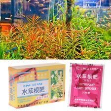 4Bags Aquarium Water Plant Root Fertilizer 80 Tablets Nutrtion Aquatic Fish Tank