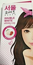 18 BARS Seoul White Korea - Double White Whitening Soap (18 x 90g) 6 PACKS!!!!