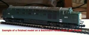 N gauge DP2 Locomotive bodyshell Class 50 55 Farish Deltic Prototype Diesel