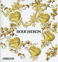 France 2019 MNH Boucheron Hearts 5v M/S Valentines Day Heart Shaped Stamps