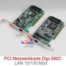10/100 pci carte réseau pour internet et DSL Digi - 580c Linksys lc82c168 lne100t
