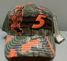Kasey Kahne Team Realtree Racing Ladies Camo Hat By Chase - Free Ship # 5