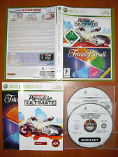 Burnout Paradise The Ultimate Box,Trivial Pursuit (Bundle Copy) Xbox 360 One PAL