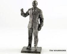 Alexander Lukashenko President of Belarus. Tin toy soldier. 54mm figurine statue
