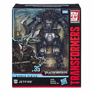 Hasbro transformers Studio Series SS35 movie 2 L leader skyfire 3C