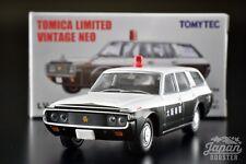 [TOMICA LIMITED VINTAGE NEO LV-N164a 1/64] TOYOTA CROWN VAN POLICE 1972 (OSAKA)