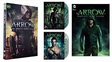 Arrow ALL Season 1-4 Complete DVD Set Collection Series TV Show Box Lot Episodes