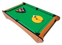 Big Time Pivot Pool Tabletop Portable Billiards Game with 16 Balls, Rotating