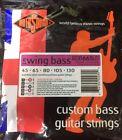 Rotosound RDB665LD Custom Bass Guitar Strings Long Scale for sale
