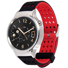 Greatfine 18mm Huawei Fit Watch Bands Quick Release Silicone Replacement Strap