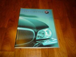 Buick Gesamt Prospekt 1997 Kanada Buick Riviera / LeSabre / Century / Skylark