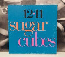 "SUGARCUBES ( BJORK ) 12-11 BOX 10 x 12"" + 1 x 10"" LIMITED EDITION 1989 TP BOX 1"