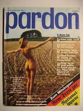 PARDON 1978 NR. 11 NOVEMBER - PARODIE - SATIRE