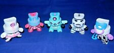 5 Fatcap Kidrobot;Kronk,Devious,Baby Fatcap-Andre Charles,Still Create Or Die,VG