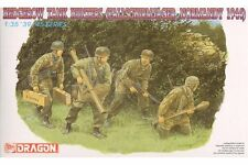 DRAGON 6127 1/35 Hedgerow Tank Hunters - Fallschirmjager (Normandy 1944)