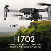 H702 Mini WiFi FPV HD Camera Altitude Hold Mode Foldable RC Drone Quadcopter