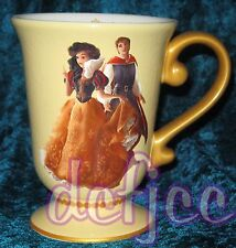 Disney Designer Fairytale Doll Collection Princess Snow White and the Prince Mug