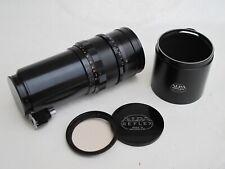 RARE Alpa 150mm f:2.8 Apochromat Kinoptik Paris lens with caps/finter/hood MINTY