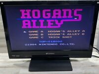 Hogan's Alley Nintendo NES Game Cartridge Only-Tested-Ships Free