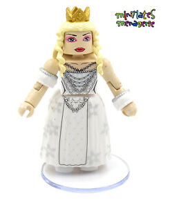 Alice through the Looking Glass Minimates Series 1 White Queen