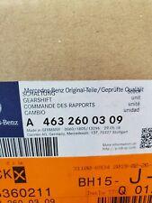 Genuine Mercedes-Benz Gearshift Mechanism 463-260-03-09