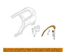 VOLVO OEM 07-14 XC90 Exterior-Wheel Flare Molding Right 39882662