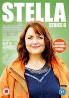 Stella Season 6 Series Six Sixth + Christmas Special(Ruth Jones) New DVD Region4