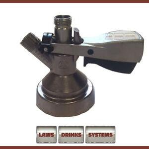 Grundy G System Keg Coupler / Connector (UK Carling, Coors, Tennents, Budweiser)