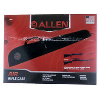 "ALLEN Air Rifle BB Case For Guns Up To 48"" Long Padded Rugged Scope Ruger 10-22"