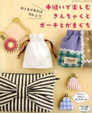Useful Bags and Pouches Selected from Cotton Time Magazines Japanese Craft Book