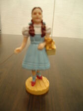Vintage Wizard of Oz DOROTHY & TOTO Figurine 1987 Turner 3 ½ Inches Tall