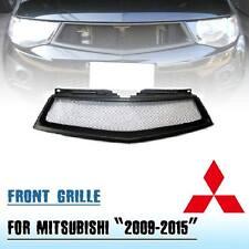 FRONT NET GRILL SPORT GRILLE FOR MITSUBISHI TRITON MN UTE L200 PICKUP 2009-2015