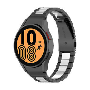 AU Stainless Steel Nylon Band Strap For Samsung Galaxy Watch 4 Classic 46mm 42mm