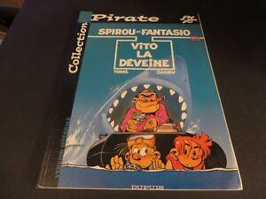 SPIROU ET FANTASIO NO.43 1991 TBE FRENCH EURO  COMIC BOOK FRENCH TPB