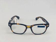 Peepers Men's Clark Bifocal 2289125 Reading Glasses, Tortoise, +1.25