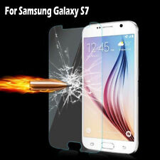 Protective Cell Phone Tempered Glass HD Screen Protector For Samsung Galaxy S7