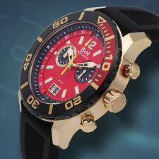Brandt & Hoffman Swiss Chronograph Bayliss Mens Watch {Available in 2 colors}