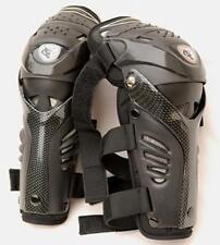Nuevo Protector De Rodilla Con Bisagras De Motocross Wulfsport Adulto/Shin Almohadillas De Negro Nuevo Etiqueta