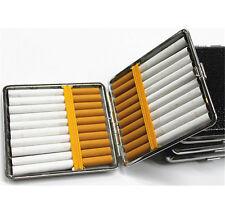 Fashion Pocket Case Box Holder For 20pcs Cigarette Tobacco Tevs ne